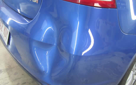 We really feel good about the exceptional repairs we are able to do and get your car looking like new.
